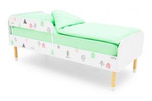 Кровать детская Stumpa Классика - Мебельная фабрика «Бельмарко»