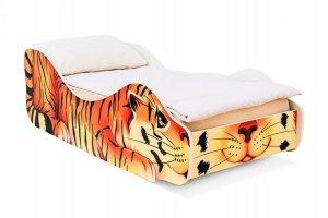 Кровать детская Тигрёнок-Шерхан - Мебельная фабрика «Бельмарко»