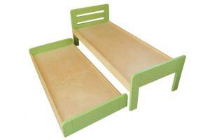 Кровать детская выкатная - Мебельная фабрика «Доброе дерево»