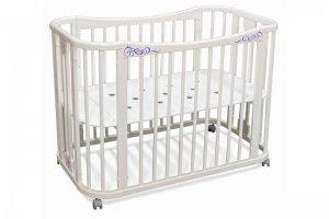Кровать детская Жемчужина с синим КНС-32 - Мебельная фабрика «Феалта»