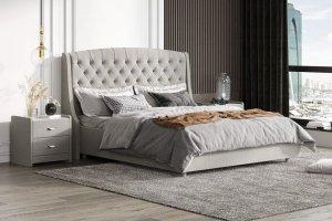 Кровать Diamant с подъемным механизмом - Мебельная фабрика «СОНУМ»