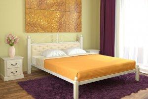 Кровать Диана Lux  мягкая - Импортёр мебели «Мебвилл»