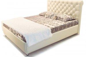 Кровать Диана с мягким изголовьем - Мебельная фабрика «Форс»