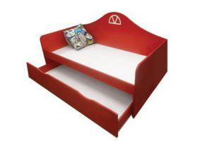 Кровать-диван детская Амстердам12 - Мебельная фабрика «Мандарин»