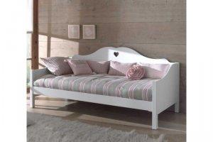 Кровать-диван Принцесса с тремя спинками - Мебельная фабрика «Массив мастер», г. Екатеринбург