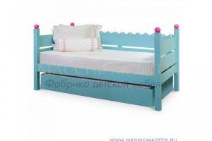 Кровать-диван Прованс - Мебельная фабрика «Массив мастер»