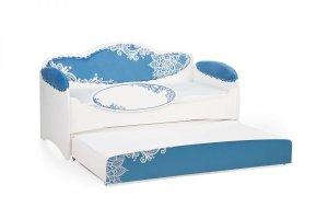 Кровать-диван с выдвижным спальным местом - Мебельная фабрика «Лилель»