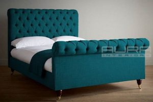 Кровать дизайн Аура 19 - Мебельная фабрика «AURA Interiors»