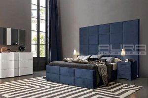 Кровать дизайн Аура 25 - Мебельная фабрика «AURA Interiors»