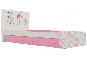 Кровать для детской КР 32 Алиса - Мебельная фабрика «Ваша мебель»