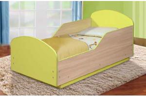 Кровать для ребенка Малютка - Мебельная фабрика «Актив-М» г. Волжск