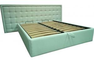 Кровать для спальни 3 - Мебельная фабрика «Мега-Проект»