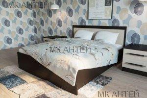 Кровать для взрослых Европа - Мебельная фабрика «Антей»