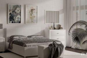 Кровать для взрослых Прато - Мебельная фабрика «DiWell»