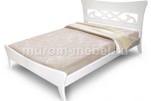 Кровать для взрослых Сильва - Мебельная фабрика «Муром-мебель»