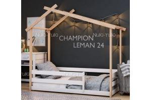 Кровать-дом без ящиков - Мебельная фабрика «NUKI-TUKI»