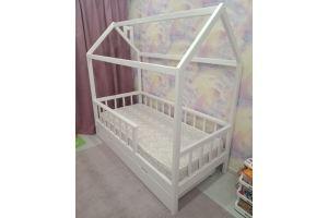Кровать Домик - Мебельная фабрика «ПМК ВиП»