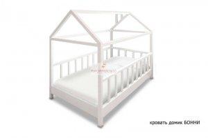 Кровать-домик Бонни - Мебельная фабрика «МуромМебель (ИП Баранихина Г.И.)»