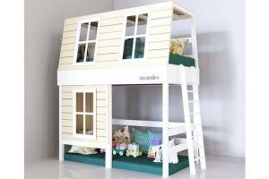 Кровать-домик Дом мечтателя - Мебельная фабрика «Mamka»