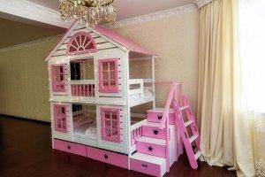 Кровать-домик Камелия - Мебельная фабрика «Агат»