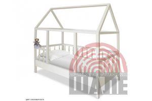 Кровать-домик Миа - Мебельная фабрика «ВМК-Шале»