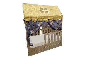 Кровать-Домик подростковая - Мебельная фабрика «Сафаня»