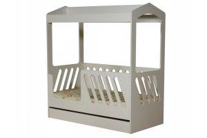 Кровать домик с ящиками с/м 800х1600 - Мебельная фабрика «Крокус»