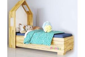 Кровать-домик Симпл - Мебельная фабрика «Mamka»