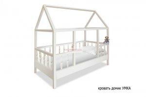 Кровать-домик  Умка - Мебельная фабрика «МуромМебель (ИП Баранихина Г.И.)»