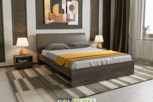 Кровать Доминика - Мебельная фабрика «Бонмебель»