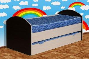 Кровать Дубль - Мебельная фабрика «Крокус»