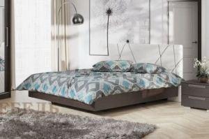 Кровать двойная номер 1 - Мебельная фабрика «SV-мебель»
