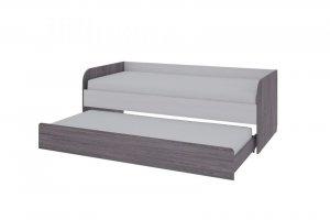 Кровать двухспальная детская Орион - Мебельная фабрика «КБ-Мебель»