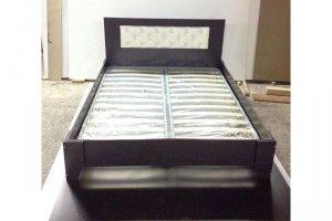 Кровать двухспальная Фиона 1 - Мебельная фабрика «RNG»