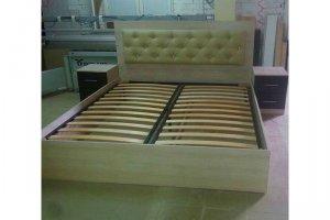 Кровать двухспальная Фиона 2 - Мебельная фабрика «RNG»