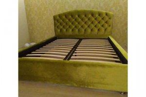 Кровать двухспальная Классик 2 - Мебельная фабрика «RNG»