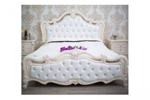 Кровать двухспальная Мона Лиза - Мебельная фабрика «RNG»