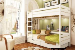 Кровать двухъярусная - Мебельная фабрика «МЭБЕЛИ»