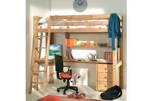 Кровать двухъярусная 4 - Мебельная фабрика «Дубрава»