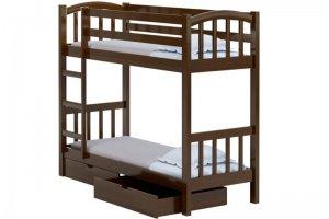 Кровать Двухъярусная детская - Мебельная фабрика «Лама»