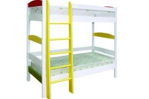 Кровать двухъярусная детская Светофорик - Мебельная фабрика «Брянск-мебель»