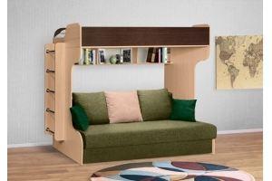 Кровать двухъярусная Элиза Голд - Мебельная фабрика «Лагуна»