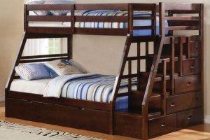 Кровать двухъярусная Эпиона 2 - Мебельная фабрика «Святогор Мебель»