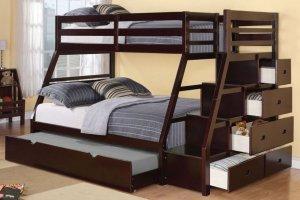Кровать двухъярусная Эпиона - Мебельная фабрика «Святогор Мебель»