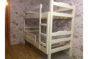 Кровать двухъярусная Хвоя - Мебельная фабрика «Егорьевск»