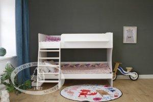 Кровать двухъярусная К432.2 - Мебельная фабрика «Красная звезда»