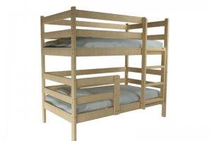 Кровать двухъярусная массив Сальвия - Мебельная фабрика «Агат»
