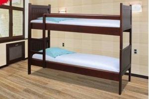 Кровать двухъярусная подростковая - Мебельная фабрика «Мебельный комфорт»