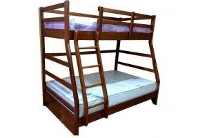 Кровать двухъярусная Семья - Мебельная фабрика «Святогор Мебель»