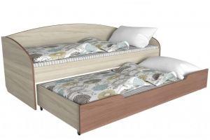 Кровать двухъярусная выдвижная КО-5 - Мебельная фабрика «Квадрат»